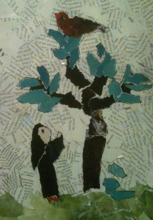 The Juniper Tree by rebeccanewman.net.au