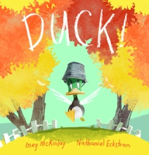 Duck! Book cover
