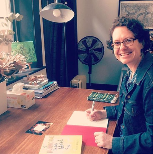 Day 1 as Poet-in-Residence at Paper Bird Books