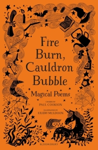 Fire Burn Cauldron Bubble Magical Poems Chosen by Paul Cookson