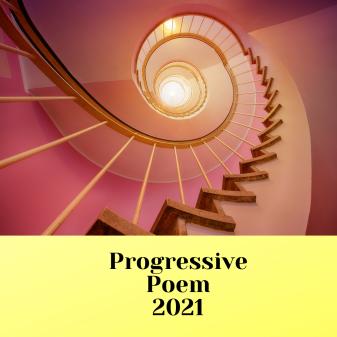Graphic for Progressive Poem 2021